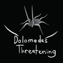 Dolomedes Threatening