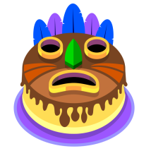 Shaman Cake