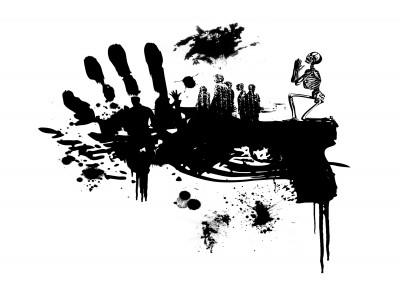 Denis Marsili Wicked Conceptual Art   Displate Prints on Steel