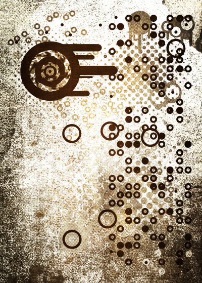 Denis Marsili Shapes and Colors   Displate Prints on Steel