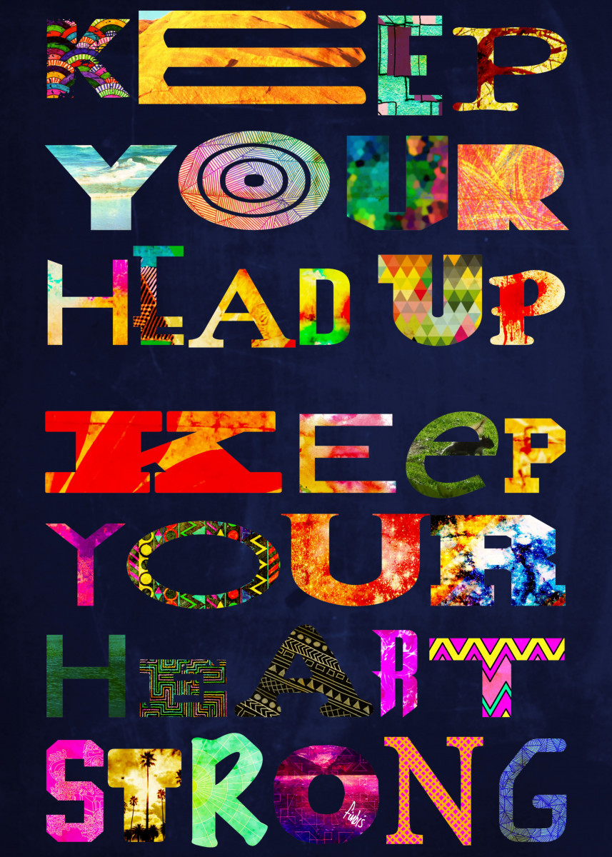 Keep Your Head Up 14375