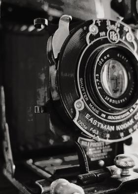 eastman kodak camera vintage antique inourgardentoo anastigmat lens photography rochester