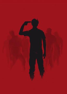 zombies no hope left red blood massacre end dead over suicide kill dead end
