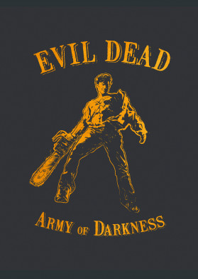 ash evil dead zombies dead nightmare movies 80s