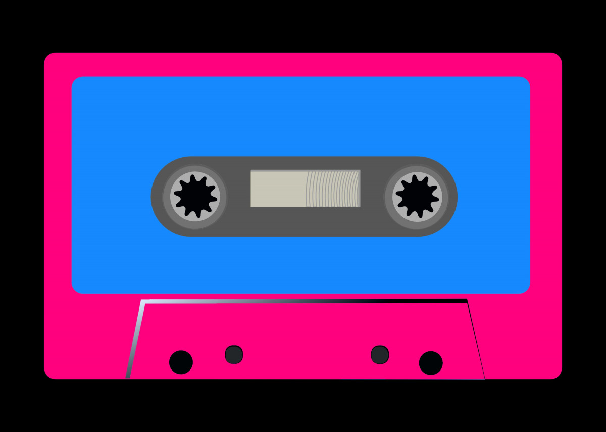 Retro POP Cassette! I hope you like it =)