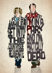 withnail marwood movie film quote type typography
