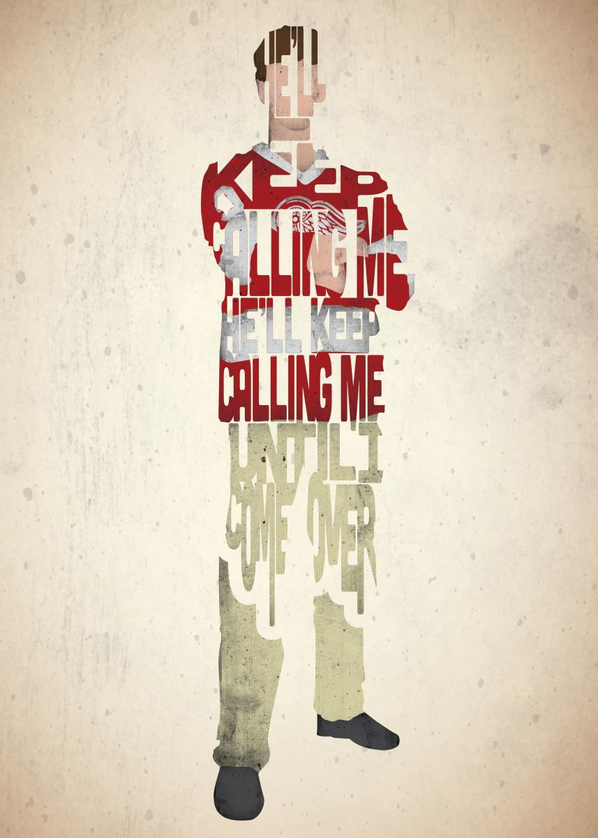 Cameron Frye - Ferris Bueller's Day Off. 21407