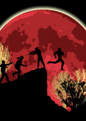 zombies run cliff moon guns