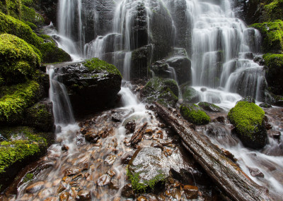 Brandt Campbell Rivers and Waterfalls   Displate Prints on Steel