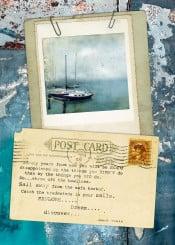 quote mark twain boat sail explore discover