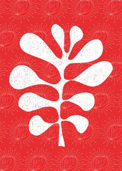 Anchobee Designs Nature   Displate Prints on Steel