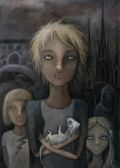 book cover fear