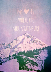 mountain outdoor travel adventure love vintage text words mountaineering hiking hillclimbing sports