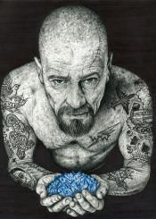 breaking bad heisenberg tattoo tv inked walter white