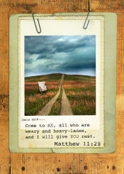 chair rest verse bible inspiration