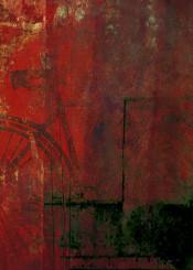 art digital abstract bike city