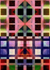 checked squares geometric plaid colourful textures piaschneider graphicdesign abstraction