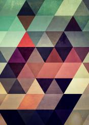 warm texture geometric