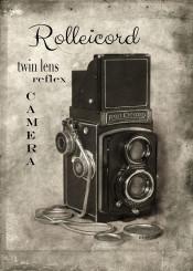 camera vintage rolleicord twin reflex