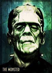 frankensteins monster boris karloff universal
