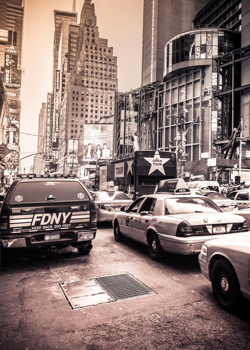 New York City 36815
