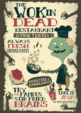 Restaurant Kitchen Humor by ana villanueva | displate
