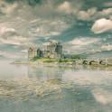 Donan Castle, Scotland.
