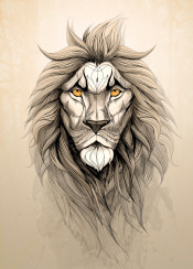 lion animal wild animal wild forest nature free and wild illustration brown the lion king