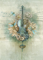 cello music dragonfly