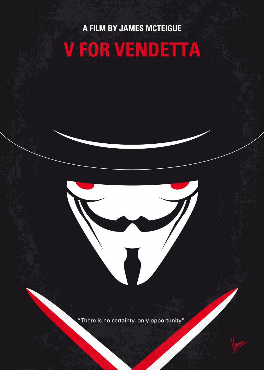 V for vendetta movie vs comic