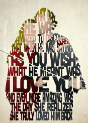 princess bride westley buttercup 80s 1980s type typography quote quotes love
