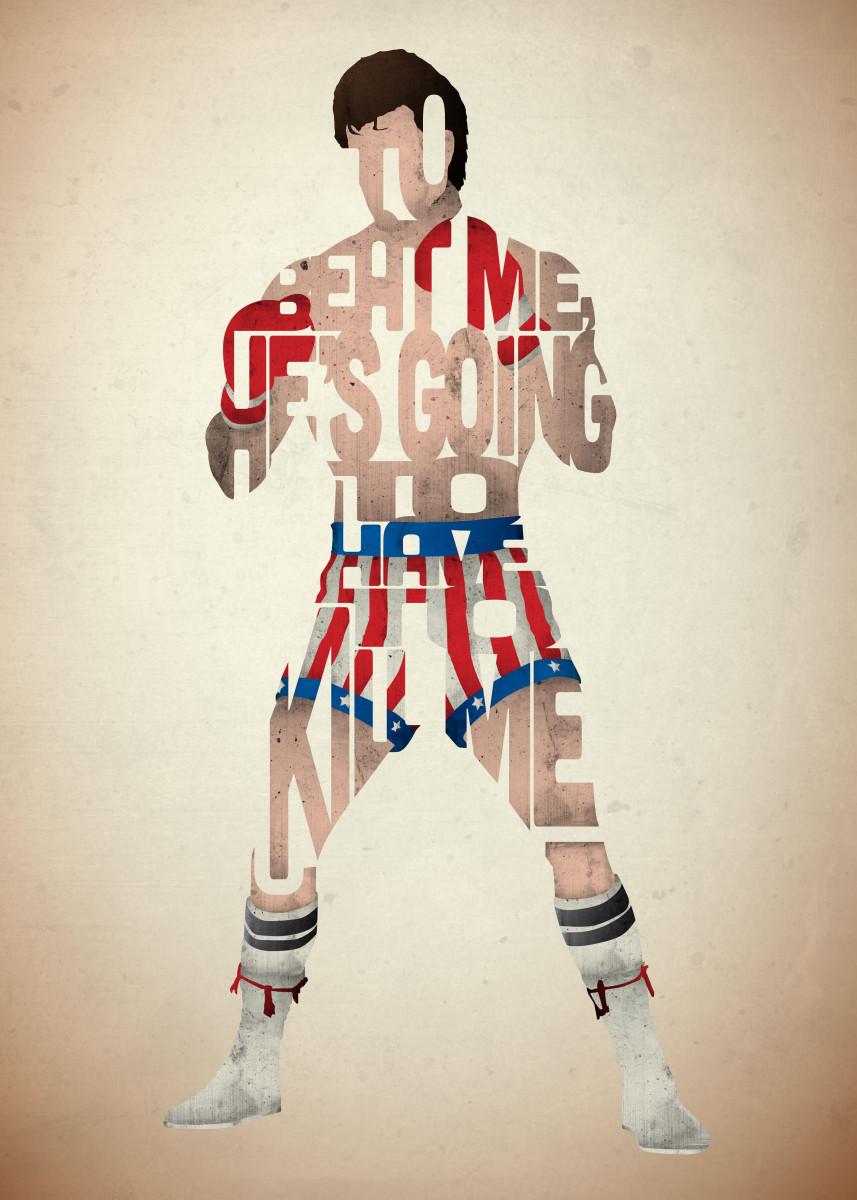 Rocky Balboa - Rocky IV 41668