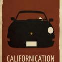 'Californication' Minimal Poster