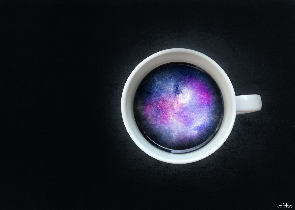 A cup of Universe 48449
