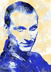 doctor who christopher eccleston 9th ninth nine