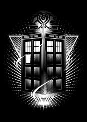 tardis doctor who 10th 11th tennant smith capaldi