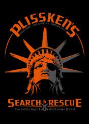 snake plissken escape from new york la movie