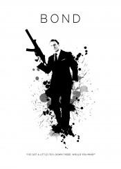 james bond daniel craig 007 agent spy movie tv quantum of solace casino royale skyfall black white