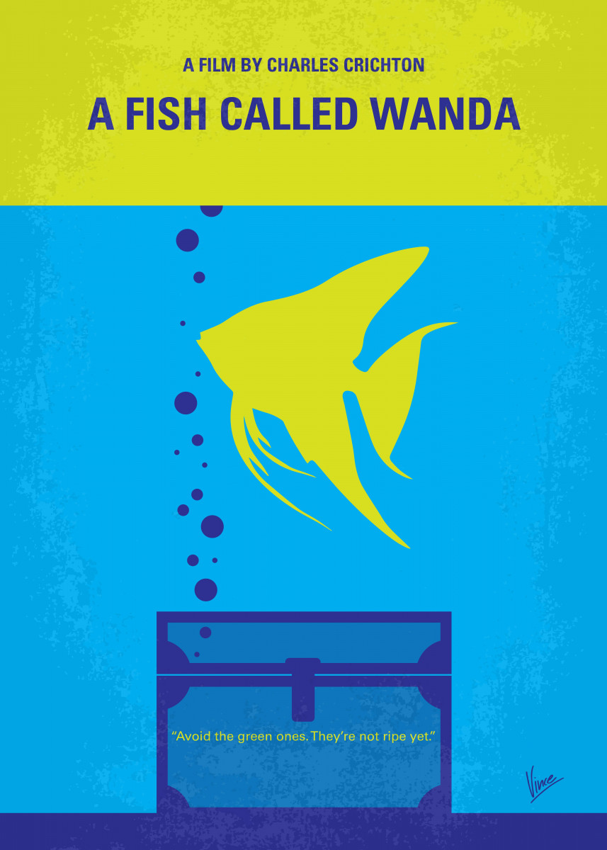 an analysis of the film a fish called wanda (applause books) complete screenplay from this outrageous comedy  wanda defies gravity, in both senses of the word, and redefines a great comic tradition time the meanest, most consistently hysterical film in ages the writing is sharply pointed and delightfully irreverent.