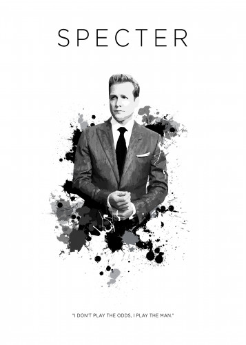 Harvey Specter by KOO ...