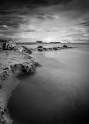 scandinavia sweden horizon landscape nature rock sky sea beach ocean sand outdoor coast water summer