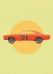 tv cars automobiles motor general lee film movie show