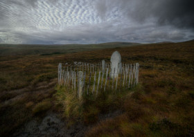 orkney hoy betty corrigall grave unmarked tragedy