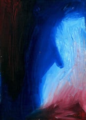 abstract paint painting color expression expressionism