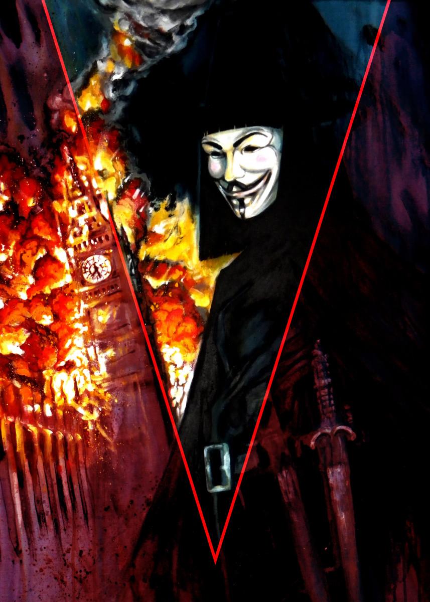 V For Vendetta 61037