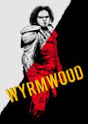 wyrmwood movie zombie film apocalypse illustration vector