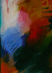 abstract painting paint color expressionism modern art orginal