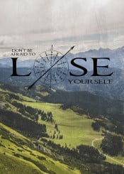 dverissimo mountain landscape nature world explore outside lose yourself adventure typography