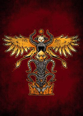 Fantasy posters - metal posters - Displate