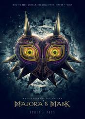 legendofzelda majorasmask majora mask epic movie film game evil zelda link eyes scary videogame